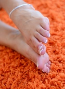 Ainslee Divine Pics Toes #2