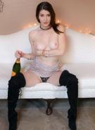 Amber Hahn Pics New Years #5