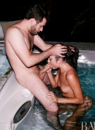 Baebz Pics Adria Rae Hot Tub #12