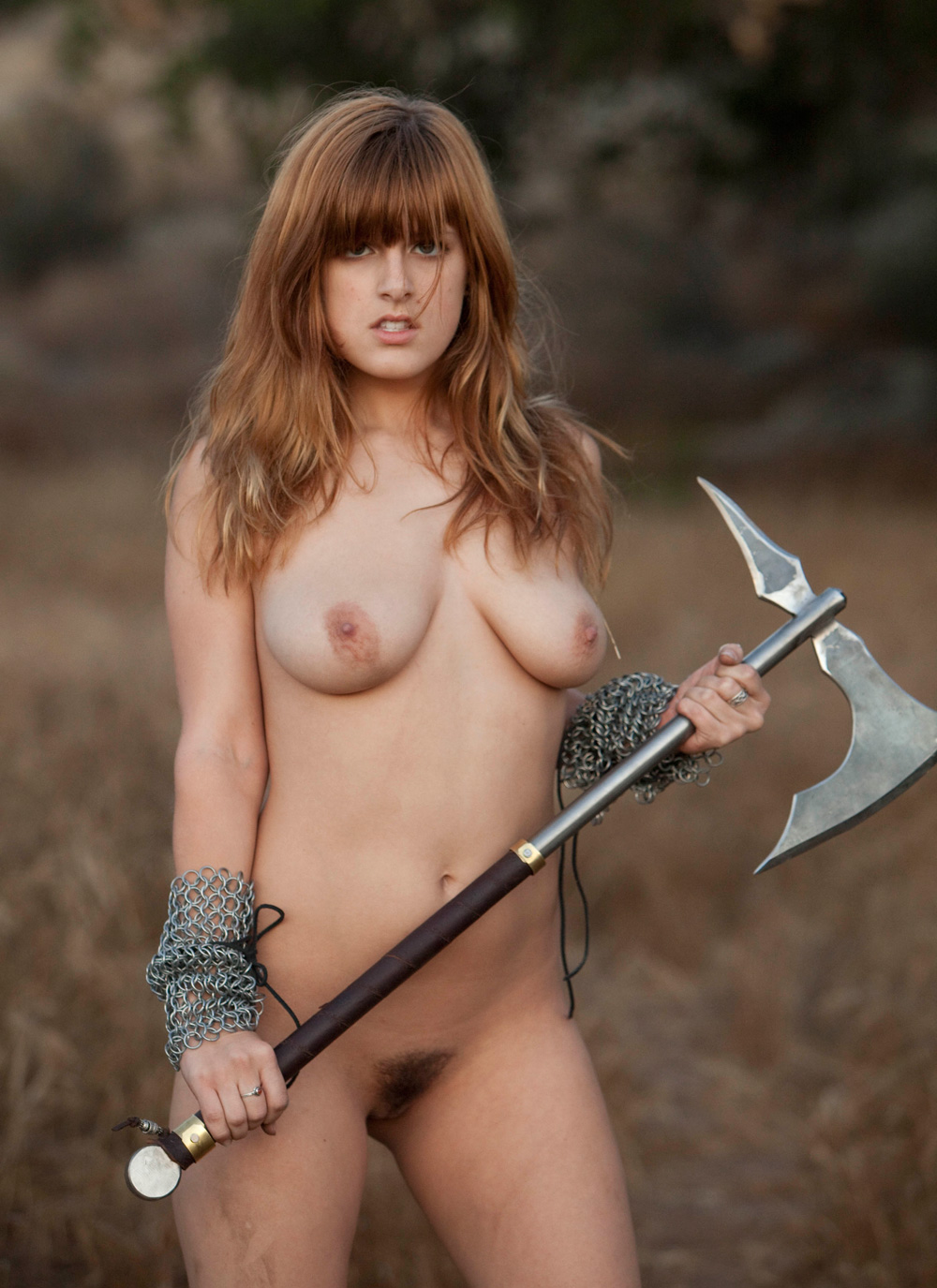 Girl warriors naked naked scenes