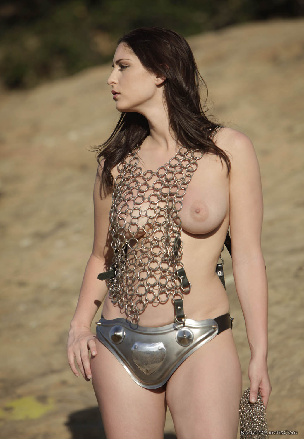 Sexy naked girl armor video porn cuties