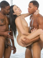 Blacked is a site full of sexy pornstars getting their asses pounded by big black cocks. See these babes get pounded by these huge cocks in high resolution pictures and sexy videos. Check it out!