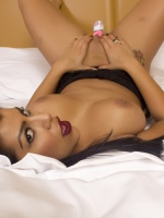 You've never seen Briana Lee like this! She was a non nude model just a short time ago, but now she's fully nude and masturbating with toys plus doing girls even anal! This is the extreme side of Briana..don't miss it!
