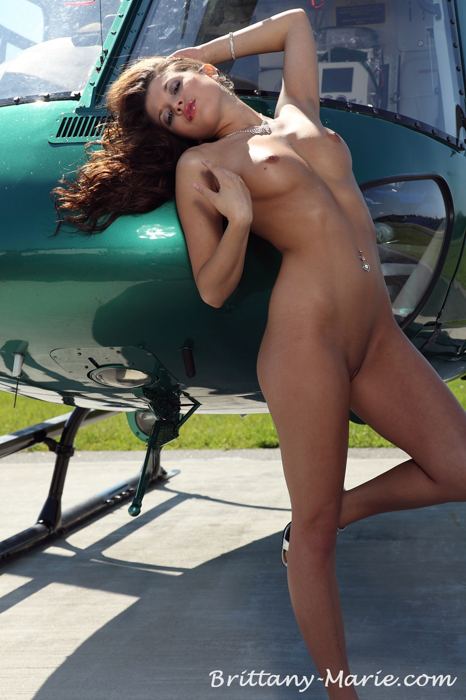 Girl helicopter nude from