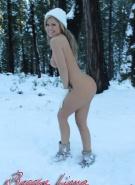 Brooke Lima Naked Snow Bunny #12