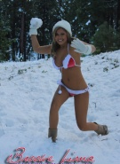 Brooke Lima Naked Snow Bunny #3