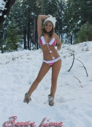 Brooke Lima Naked Snow Bunny #4
