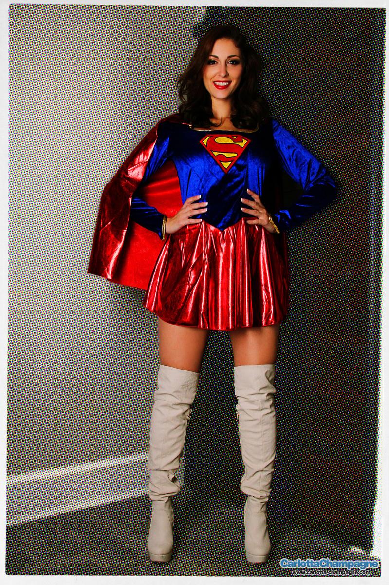 Hudgens supergirl girl naked that like