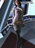 Cosplay Erotica Alila Mass Effect #1