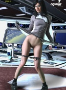Cosplay Erotica Alila Mass Effect #10