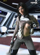 Cosplay Erotica Alila Mass Effect #3