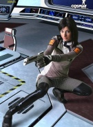 Cosplay Erotica Alila Mass Effect #5