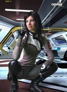 Cosplay Erotica Alila Mass Effect #6