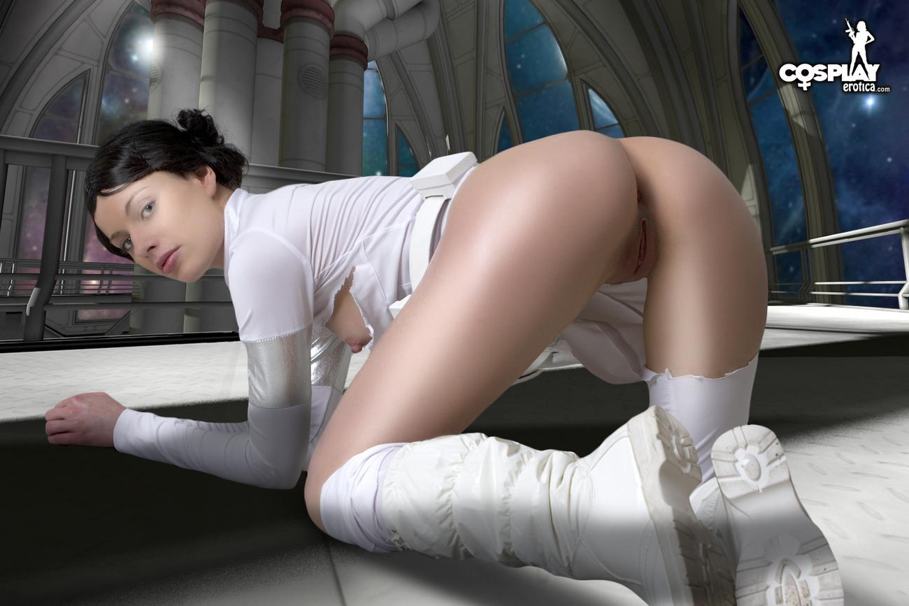 Star wars erotica hentia comic
