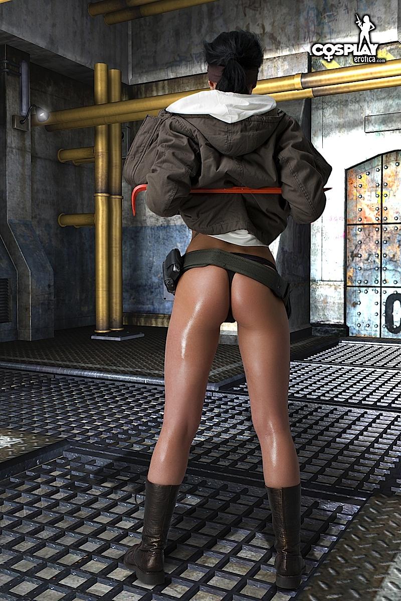 Alyx vance cosplay porn erotica erotic movie