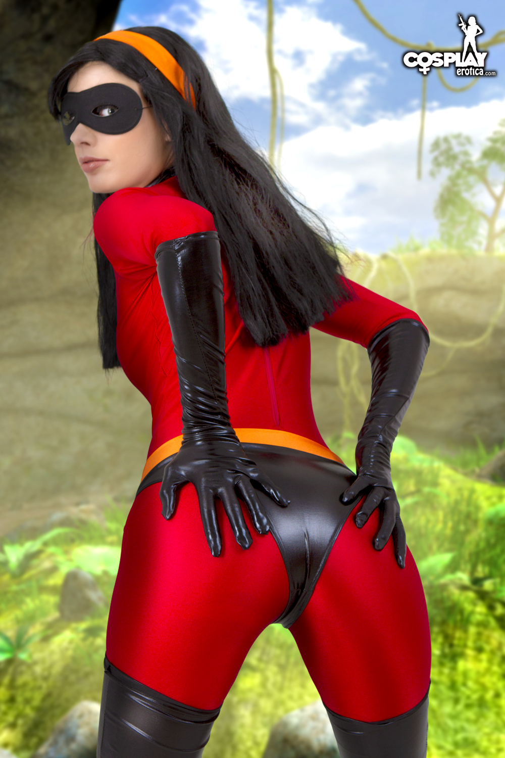 the incredibles cosplay nude