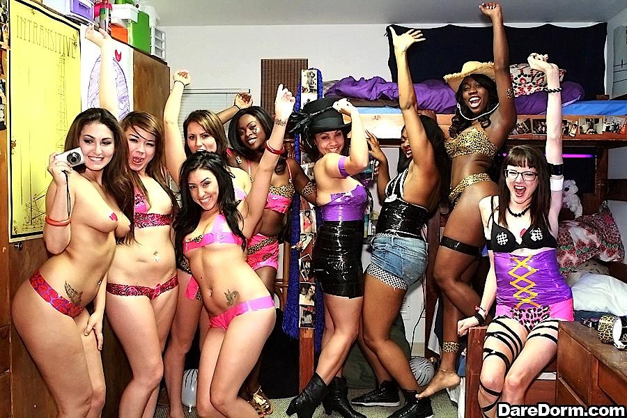college party sex dare