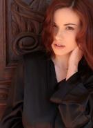 Elizabeth Marxs Pics Red Glamour #2