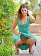 FTV Girls Pics Chloe Girl in Green #1