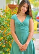 FTV Girls Pics Chloe Girl in Green #2