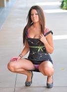 FTV Girls Pics Kelsey Flashing Outside #3