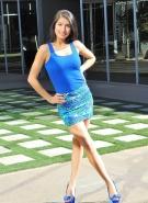FTV Girls Pics Megan Short Skirt #2