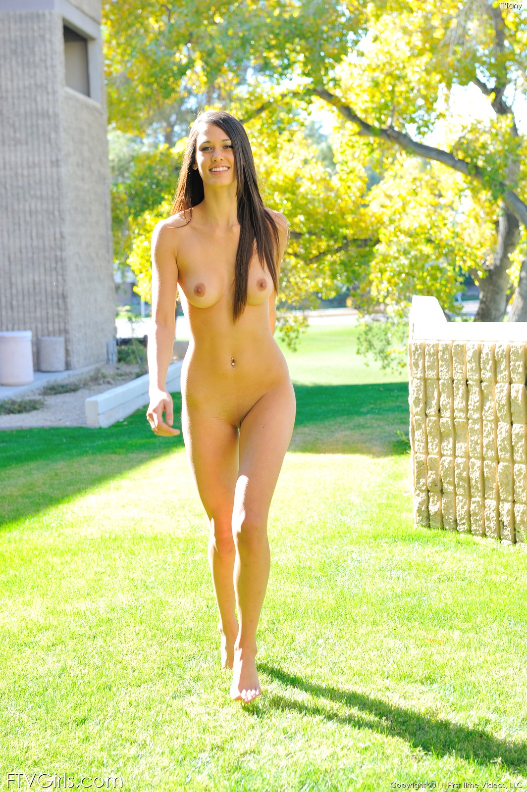 Ftv girl naked in public