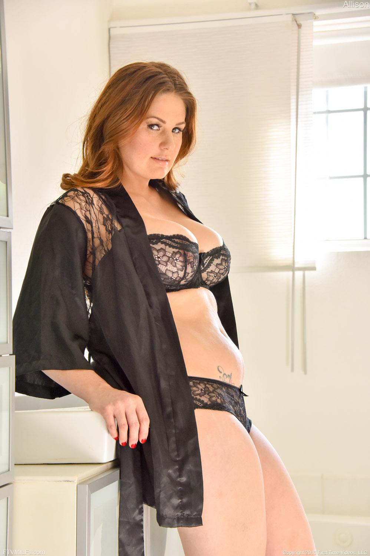 Black lingerie hd