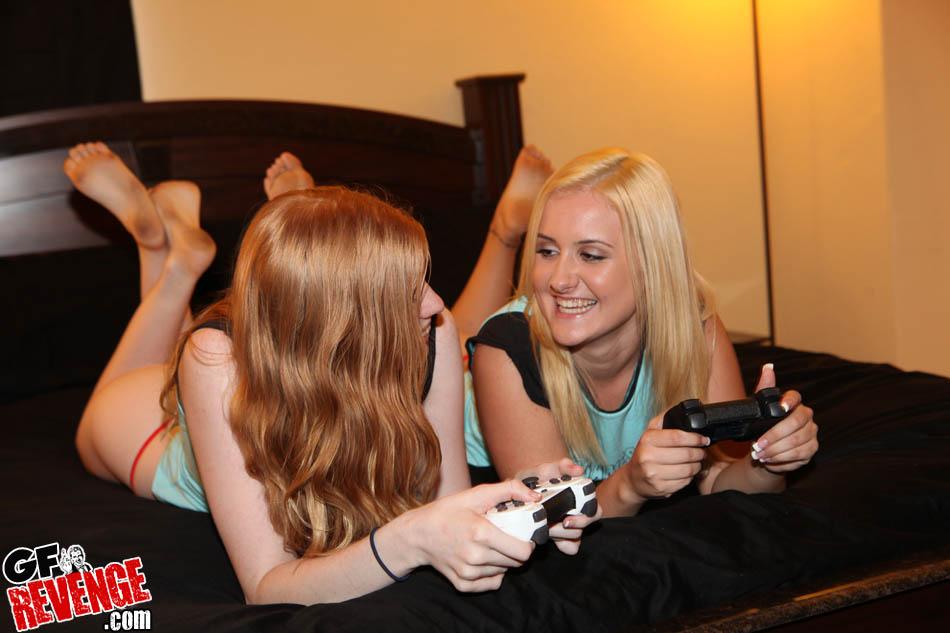 gf revenge gamer girls № 68037