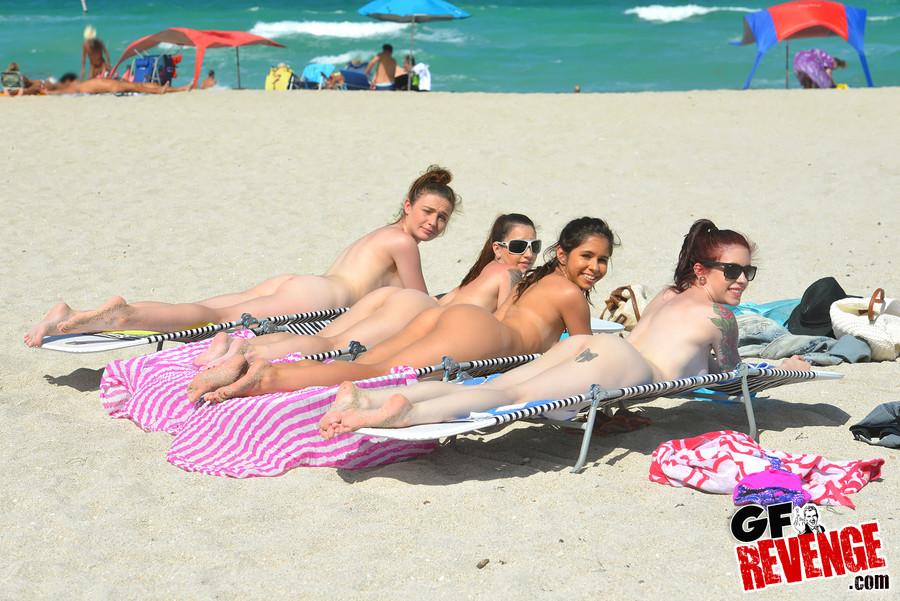 gf revenge beach