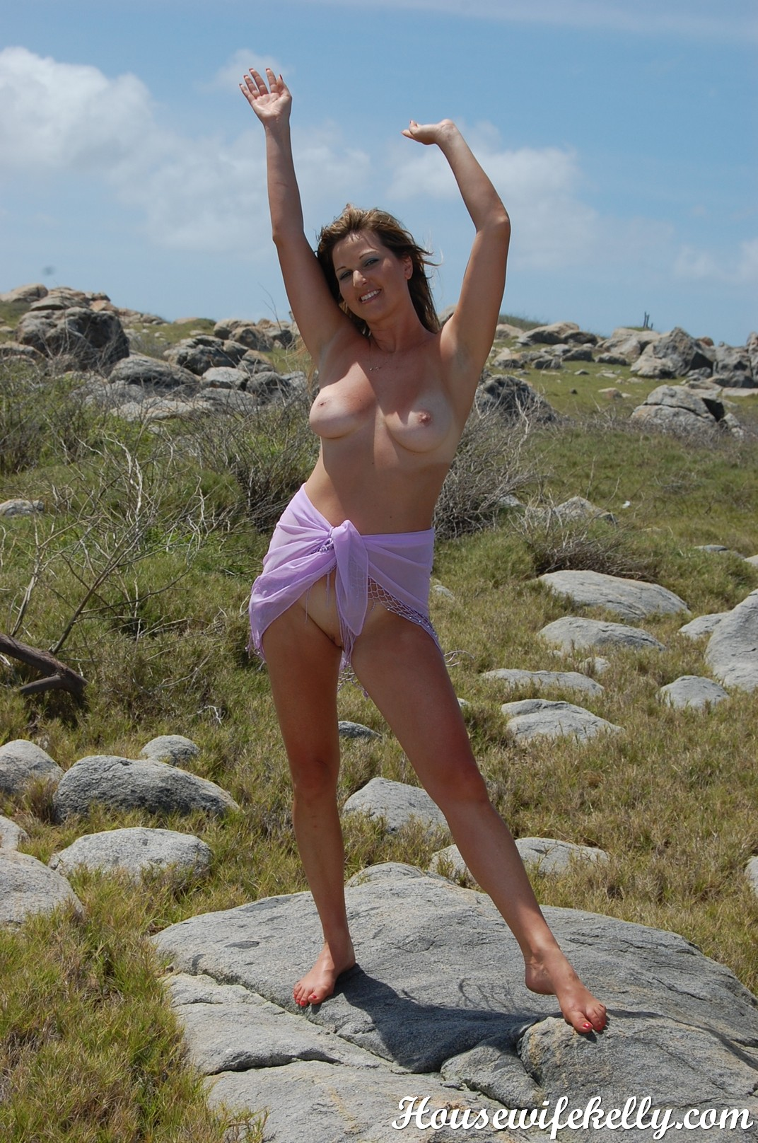 Housewife kelly nude beach