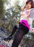 Ivy Jean Pics Fuck Me in the Woods #8