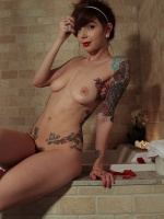 Ivy Jean formerly Ivy Snow is running the show now and she has a site full of new goodies. She has pics, vids, and does a webcam show weekly too. She loves playing with her toys and masturbating. Check her out!