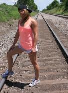 Meet Madden Train Tracks #1