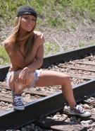 Meet Madden Train Tracks #10