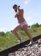 Meet Madden Train Tracks #11
