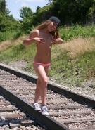 Meet Madden Train Tracks #15