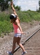 Meet Madden Train Tracks #2