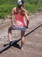 Meet Madden Train Tracks #3