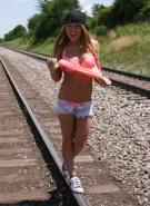 Meet Madden Train Tracks #5
