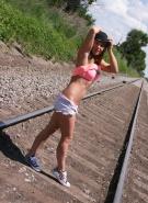 Meet Madden Train Tracks #6
