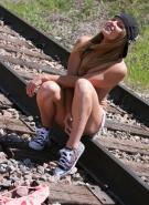 Meet Madden Train Tracks #8