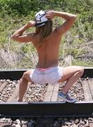Meet Madden Train Tracks #9