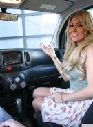 Naughty America Pics Kayla Road Head #7
