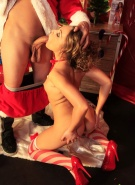 Real Peachez Pics Naughty Lil Elf BJ #9