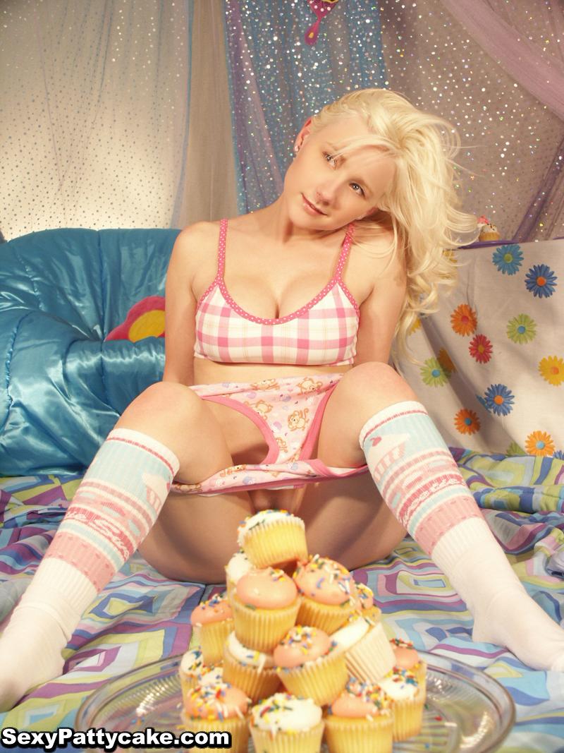 Apologise, but, Sexy pattycake eat me