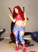 Sexy Pattycake Wonder Workout I #12