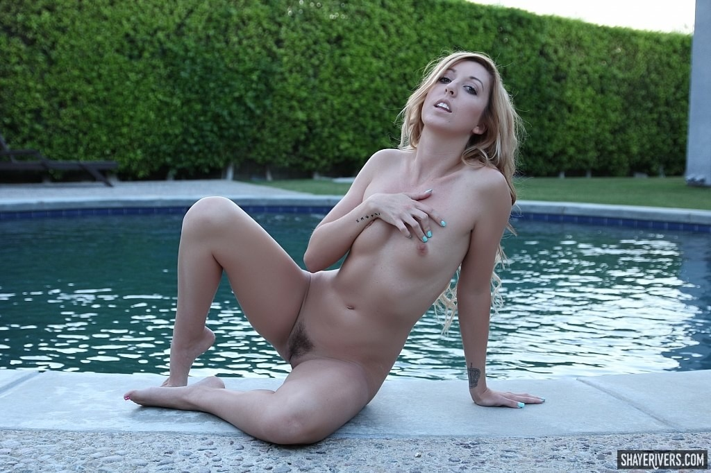 Shaye rivers strip tease from members camshow 6