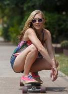 Zishy Pics Ember Skater Girl #1