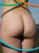 Zishy Pics Irene Quinn Hula Hoop Booty #9